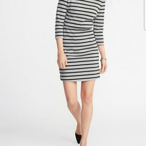 Old Navy Casul striped dress M size